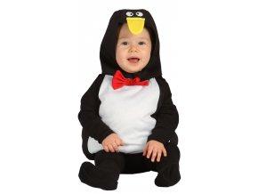 Kostým Tučniaka (Veľkosť 12 - 24 mesiacov)