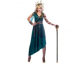 Dámsky kostým - Medúza (Veľkosť - Dospelí M)