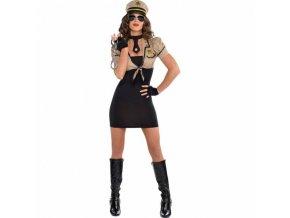 Dámsky kostým - Šerifka (Veľkosť - Dospelí M)