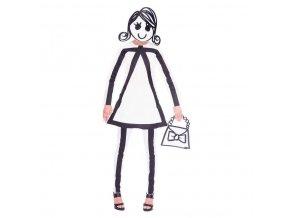 Dámsky kostým - Paličková žena (Veľkosť - Dospelí L)