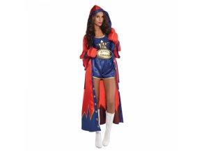 Dámsky kostým - Boxerka