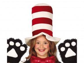 Detský klobúk - Rozprávkový kocúr