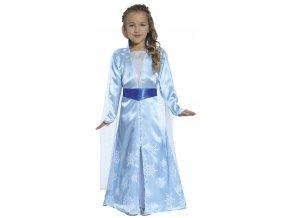 Detský kostým - Ľadová princezná Elsa