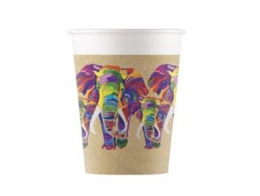 ELEPHANT COMPOSTABLE PAPER CUP (1)