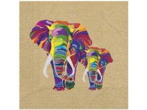 ELEPHANT COMPOSTABLE NAPKIN