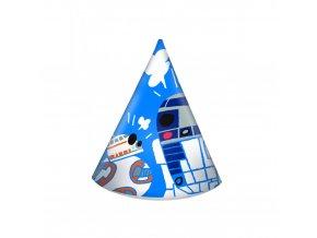 Klobúčiky Star Wars Forces 6 ks