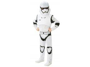 Stormtrooper - detský (Veľkosti detské Rubies S)