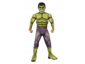 Hulk Deluxe - detský (Veľkosti detské Rubies S)