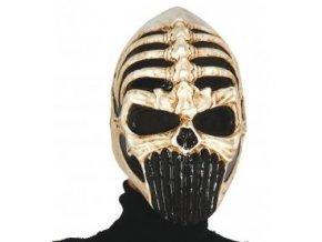 Maska lebka Warrior
