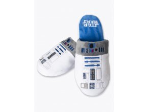 R2 D2 Mule Slippers