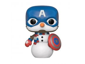 pop holiday captain america captain america fk43335 402818