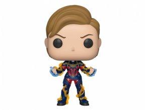 funko pop marvel avengers endgame captain marvel with new hair 348980 1578065136