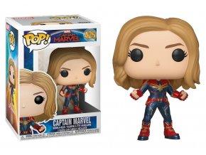 Figúrka Funko POP Marvel Captain Marvel