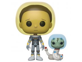 pop space suit morty with snake rick and morty fk45435 406507