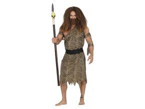 Kostým jaskynný človek