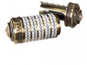 Miniatúrka Cryptex - Da Vinciho kód