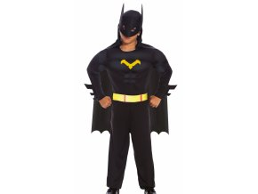 Kostým Batman detský