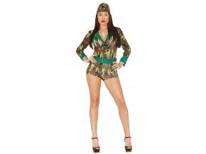 Sexy vojačka
