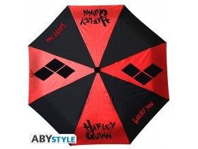 dc comics parapluie harley quinn