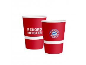 Poháre - FC Bayern Mníchov 250 ml