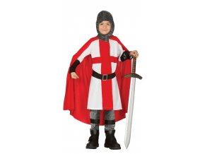 Kostým detský - Rytier (Veľkosti 10-12 rokov (výška 142-148cm))