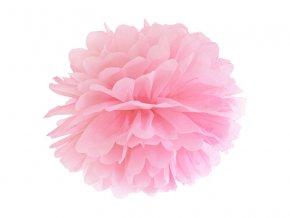 Pompom ružový
