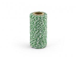 Šnúrka Baker's Twine smaragdová zeleň