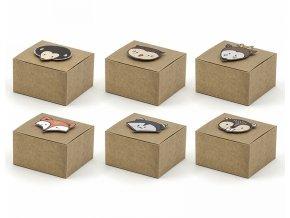 Darčeková krabička Woodland