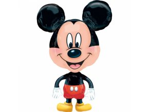 Fóliový balón AirWalker Mickey