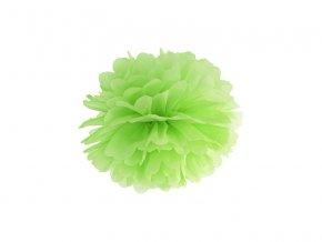 pompom zeleny