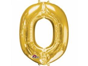 Balon pismeno O