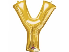 Balon pismeno Y