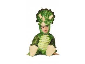 Kostym triceratops