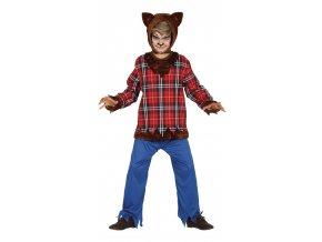 Detsky kostym Skotsky vlk