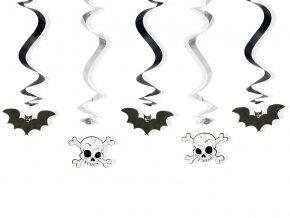 Visiaca dekoracia netopiere