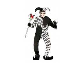 Kostym cierny Joker