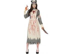 Kostym Mrtva zdravotna sestra