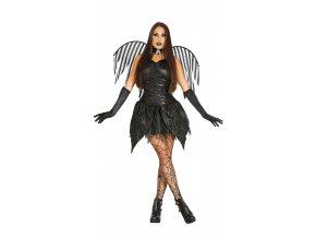 Kostym cierny anjel