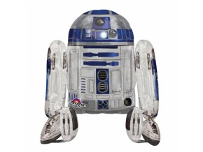 Balon Airwalker R2D2