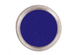 Farba na tvar modra