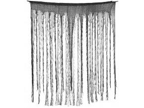 Cierno sivy zaves