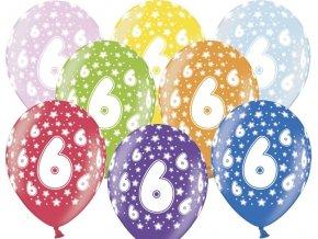 Lacny balon cislo 6