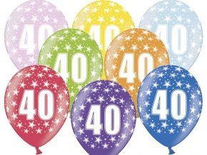 Lacny balon cislo 40