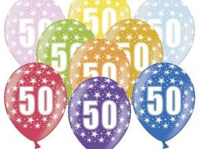 Lacny balon cislo 50