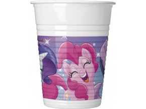 PONY & FRIENDS PLASTIC CUP ICON