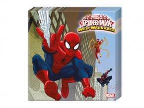 Servítky Spiderman 20 ks