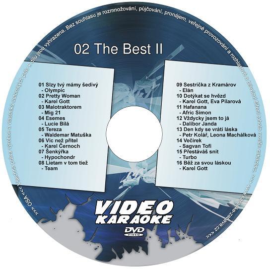 HeliumKing The Best II DVD kompilácia