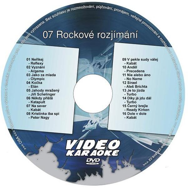 HeliumKing DVD 07 Rockové rozjímanie