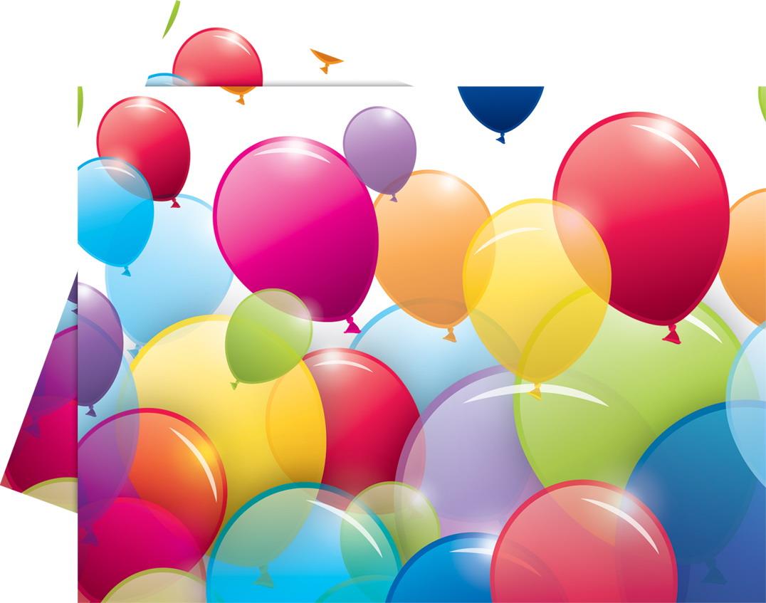 Procos Obrus Balóny 120 x 180 cm