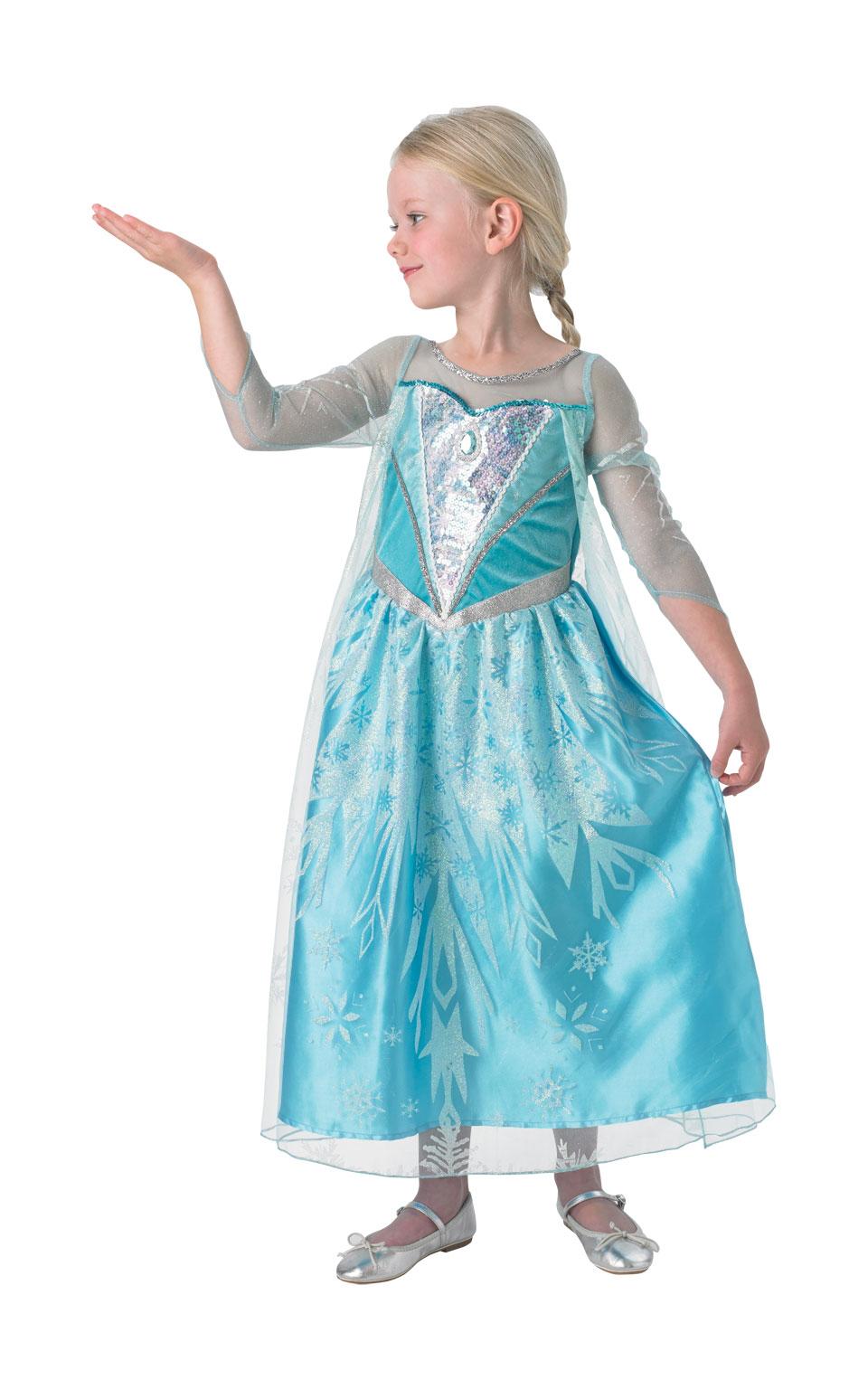 f29d36483841 Rubies Kostým Premium Elza - detský Veľkosť - deti  L